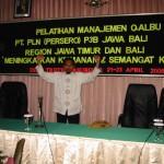 Training Manajemen Qolbu PLN Jatim Bali