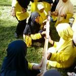 OUTBOUND SMP AL IZZAH BATU MALANG