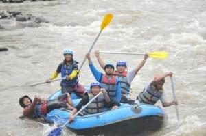 rafting kasembon