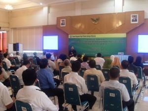 Training motivasi di KP Pajak Pratama Surabaya Mulyorejo