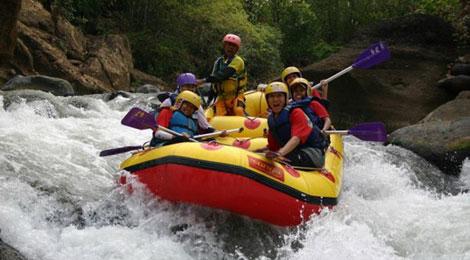 Kaliwatu Rafting, www.outboundindonesia.com, 081334664876