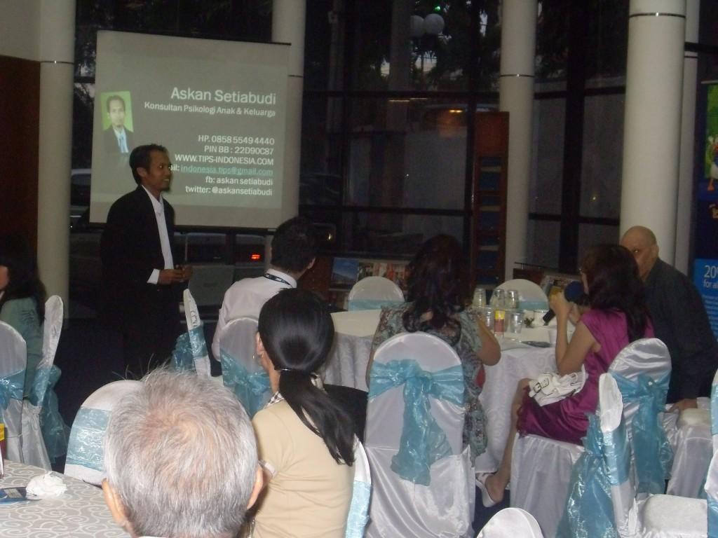 Indoor Training ANZ Surabaya