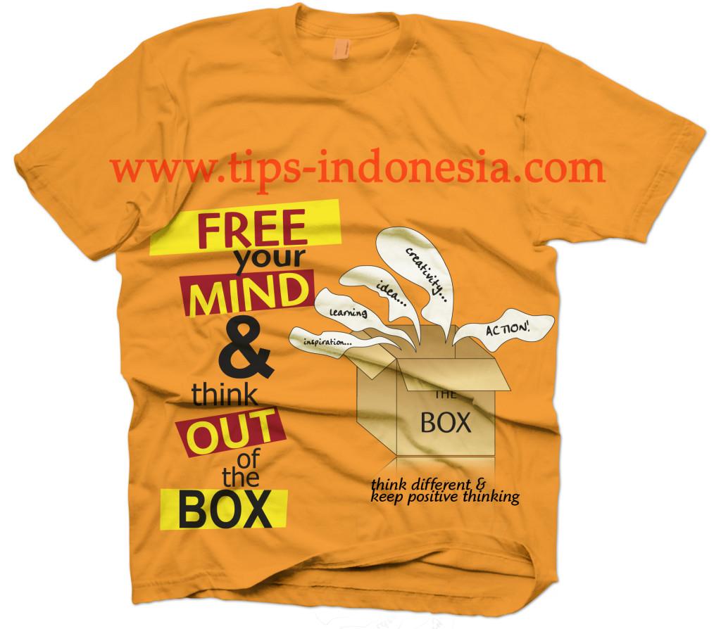 kaos motivasi, www.tips-indonesia.com, 081 803 838 630