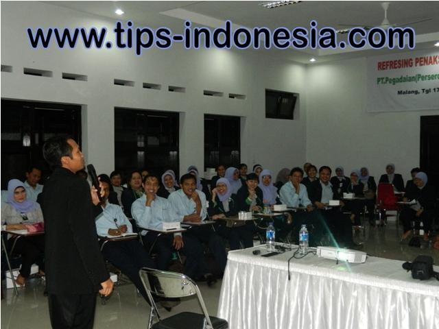 TRAINING MOTIVASI PT. PEGADAIAN (PERSERO) KANWILUT XII SURABAYA DI KANTOR PEGADAIAN MALANG, www.tips-indonesia.com, 085755059965