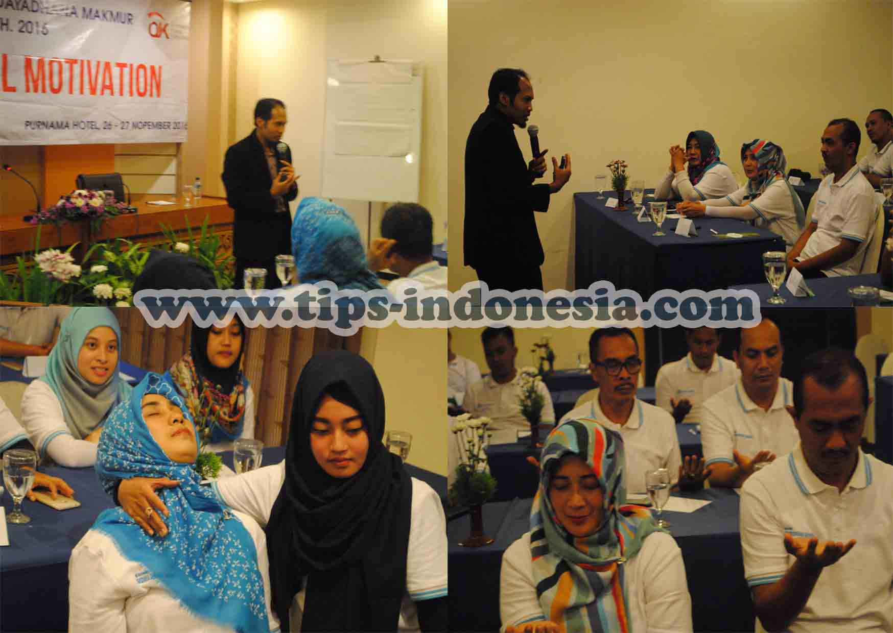 Training Motivasi Kerja, www.tips-indonesia.com, 082231080521